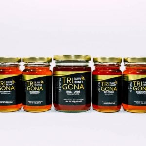 Trigona Raw Honey Belitung Two Sizes 150 Gram and 300 Gram