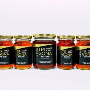 Trigona Raw Honey Belitung Two Sizes 150 Gram and 300 Gram